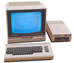 Commodore 64 bundle, including the 1541 disk drive and 1571 colour monitor