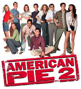 American Pie 2 artwork