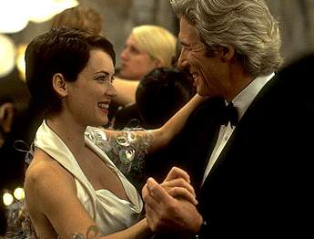 Winona Ryder and Richard Gere