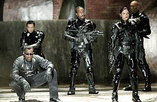 Wesley Snipes, Donnie Yen, Danny John Jules, Leonor Varela, and Daz Crawford