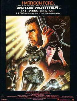 Blade Runner Box Art