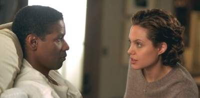 Denzel Washington and Angelina Jolie