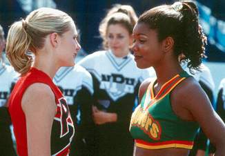 Kirsten Dunst and Gabrielle Union