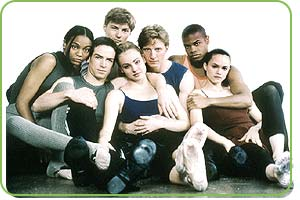 The cast of Center Stage
