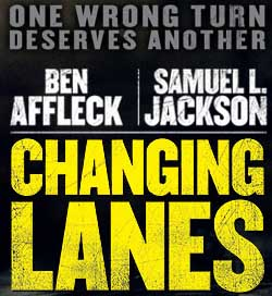 Changing Lanes artwork