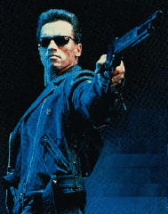 The T-800 (Arnold Schwarzennager)