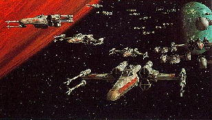 The Battle of Yavin