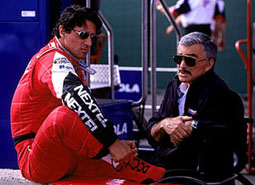 Stallone and Burt Reynolds