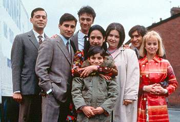 The supporting cast of East is East