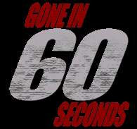 Gone in 60 Seconds logo