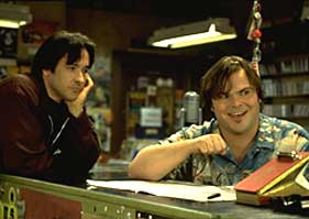 Cusack and Jack Black
