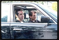 Chazz Palminteri and Penn