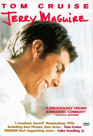 Jerry Maguire box art
