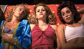 Jessica Cauffiel, Reese Witherspoon, and Alanna Ubach