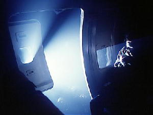 The final moments of Flight 549