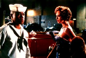 Gooding Jr. and Charlize Theron