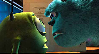 Mike and Sully don't see eye to eye