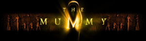 The Mummy logo
