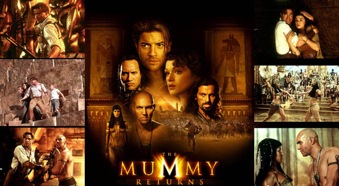 rachel weisz mummy returns. The Mummy Returns poster and