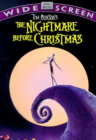The Nightmare Before Christmas box art