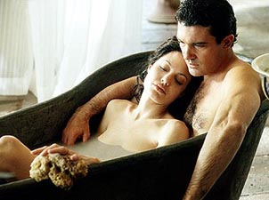 Angelina Jolie and Antonio Banderas