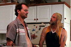 Bill Murray and Chris Elliott
