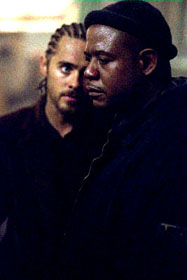 Jared Leto and Forest Whitaker