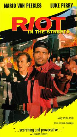Riot in the Streets box art