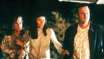 Parker Posey, Courteney Cox, and David Arquette