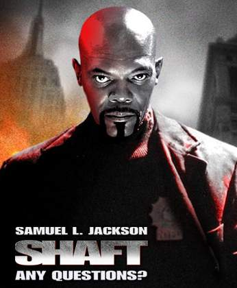 Samuel L. Jackson is Shaft