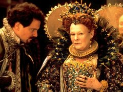 Colin Firth and Judi Dench