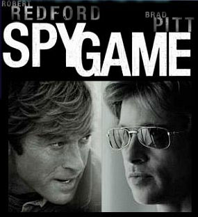 Spy Game artwork