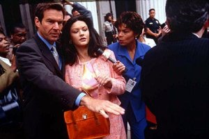 Dennis Quaid and Catherine Zeta-Jones