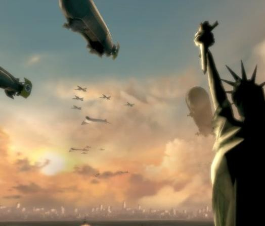 Turning Point: Fall of Liberty screenshot