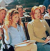 Alicia Witt and Rebecca Gayheart